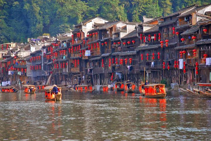 Con sông Đà Giang