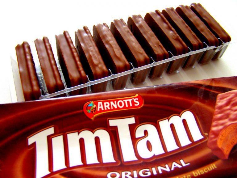 Bánh Tim Tam ngậy socola