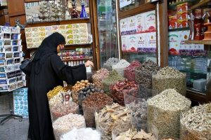 Ghé thăm chợ gia vị Spice Souk trong tour du lịch Dubai
