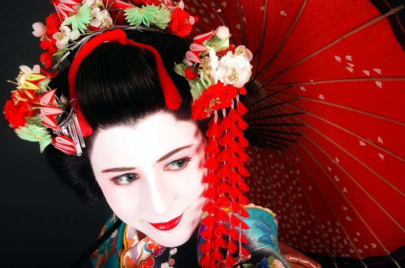 Sự bí ẩn quyết rũ của Geisha