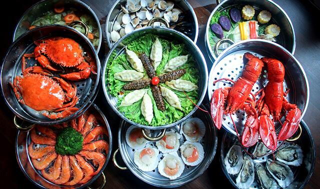 Du lịch Hàn Quốc mùa thu hấp dẫn du khách bởi các món hải sản thơm ngon đặc trưng