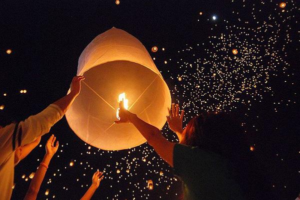 Nguồn gốc lễ hội đèn lồng ở Đài Loan