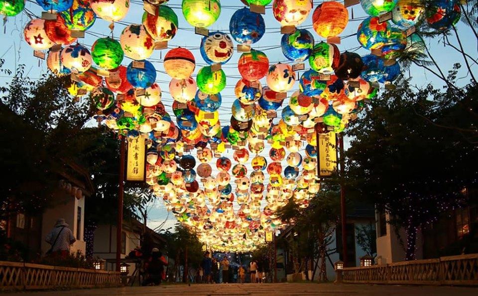 Lễ hội đèn lồng Đài Loan dịp Tết Đoan Ngọ năm nay 2019