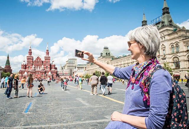 Du lịch Nga là trải nghiệm mà bạn nên thử một lần trong đời