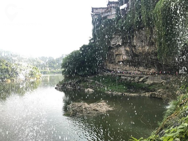 trấn cổ Phù Dung