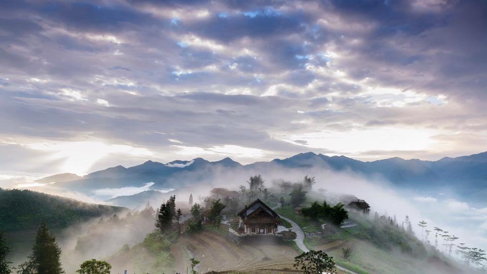 Sapa - Thành phố sương mù!