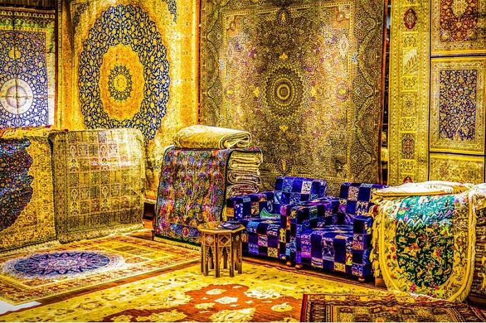 Thảm Ba Tư Dubai