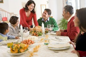 Trong văn hóa của người Nga bữa tối có vai trò rất quan trọng, là lúc các thành viên quây quần chia sẻ mọi điều sau một ngày