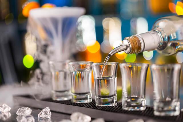 Rượu Vodka không đơn thuần là một thức uống mà còn thể hiện nhiều nét văn hóa của người Nga