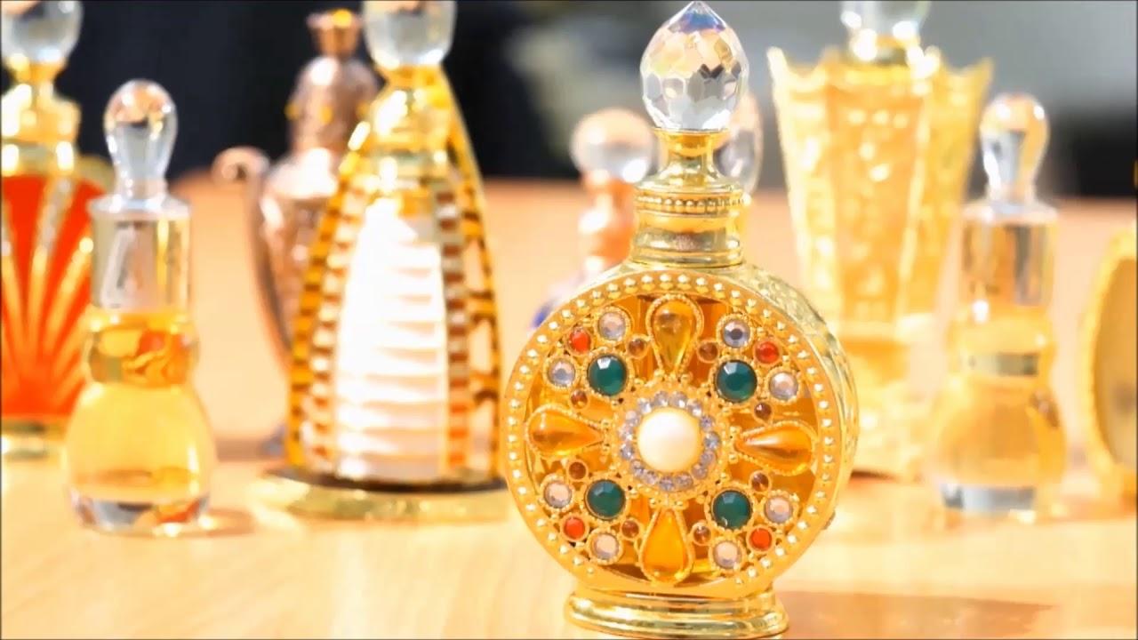 Tinh dầu nước hoa – Món quà ý nghĩa từ Dubai