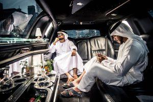 Thành phố Dubai là nơi quy tụ nhiều người giàu và siêu giàu