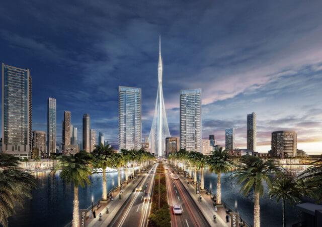 Tour du lịch Dubai 6 ngày 5 đêm gây choáng ngợp cho du khách bởi nhiều công trình đồ sồ, có kiến trúc độc đáo và thiết lập kỉ lục thế giới