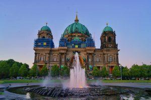 Vẻ đẹp Berlin – Thủ đô của nước Đức trong chuyến du lịch Châu Âu