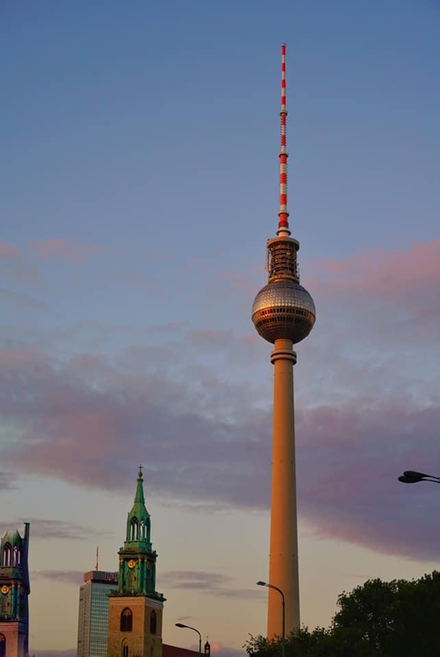 Thủ đô Berlin của Đức