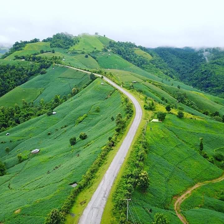 thị trấn Mae Hong Son