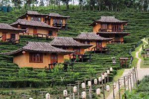 Du lịch Thái Lan để ngắm thị trấn Mae Hong Son thơ mộng