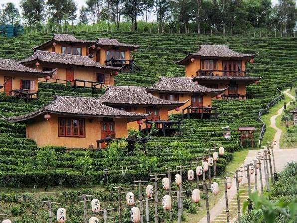 Vẻ đẹp về thị trấn Mae Hong Son