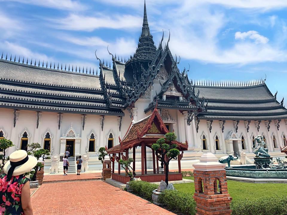 Thành phố cổ Muang Boran