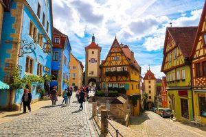 Du lịch Châu Âu để khám phá Munich nước Đức