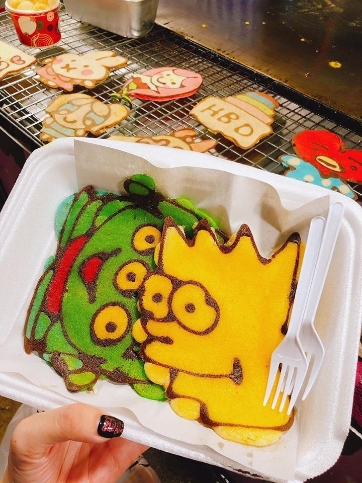 Pancake chợ đêm Ratchada