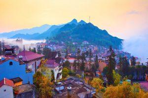 Thi Trấn Sapa – thành phố trong sương huyền ảo đến lạ thường!