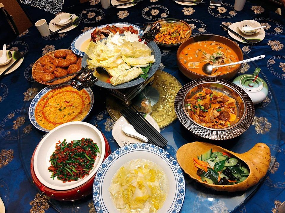 văn hóa ẩm thực Trung Hoa rất đa dạng và phong phú