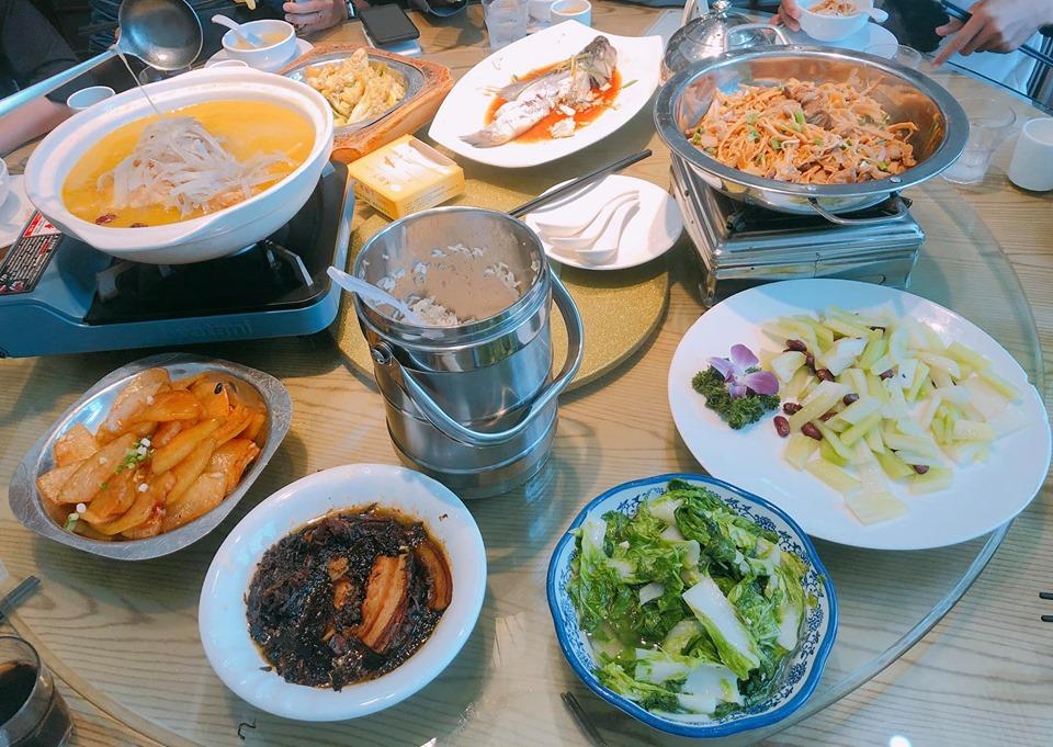 kinh nghiệm về ăn uống ở Phượng Hoàng