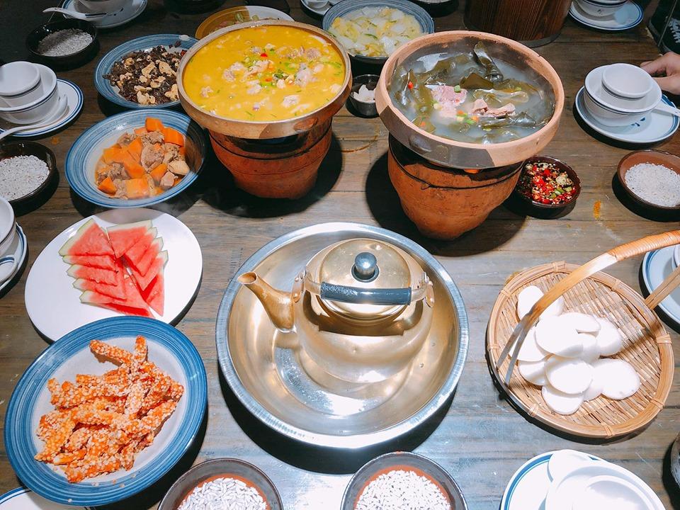 Ẩm thực Trung Hoa rất đa dạng và phong phú