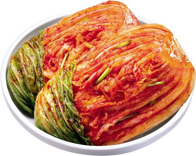 Baechu-kimchi (kim chi cải thảo)