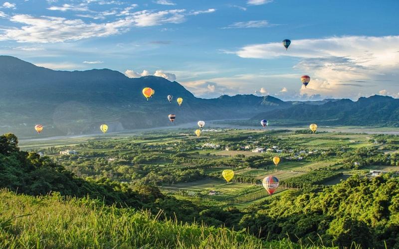 Lễ hội kinh khí cầu Đài Loan