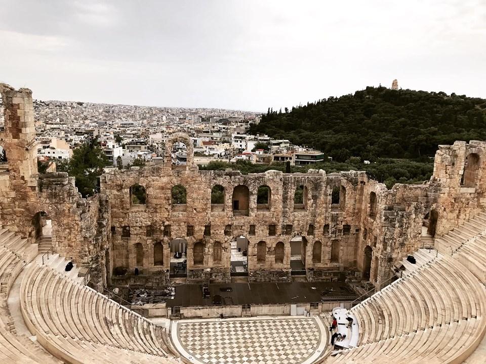 Nhà hát Odeon của Herodes Atticus