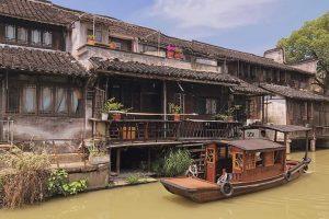 Vẻ đẹp Ô Trấn cổ sau chuyến du lịch Trung Quốc!