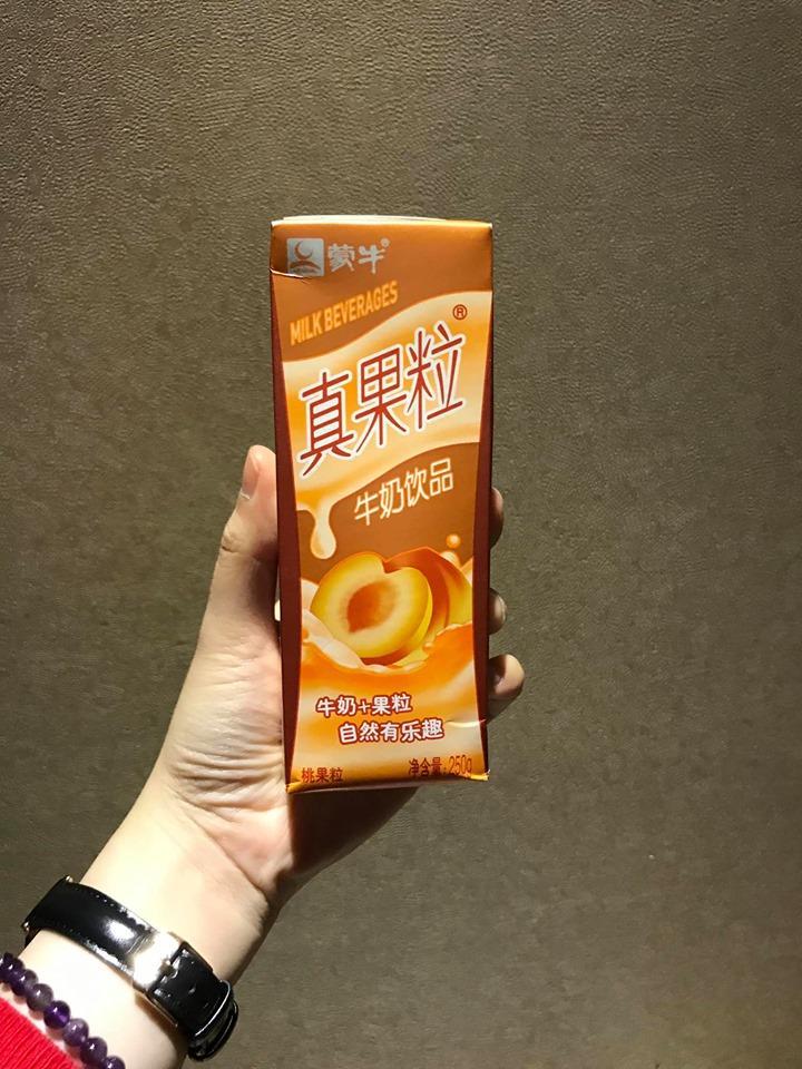 Sữa đào