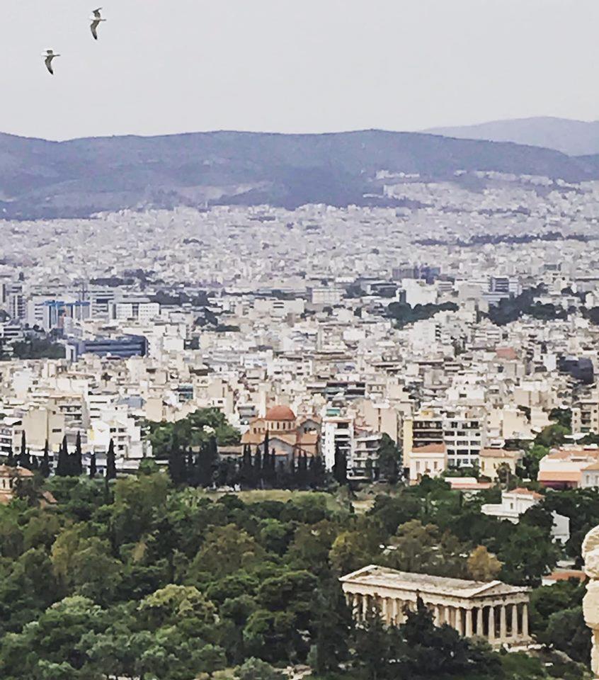 Tại sao Athens là thành phố hiếu khách nhất Châu Âu?