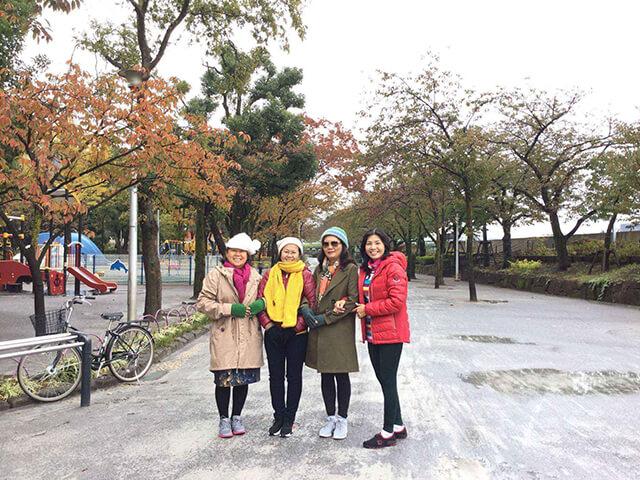 Lựa chọn trang phục du lịch Nhật Bản mùa thu là vấn đề được nhiều du khách quan tâm