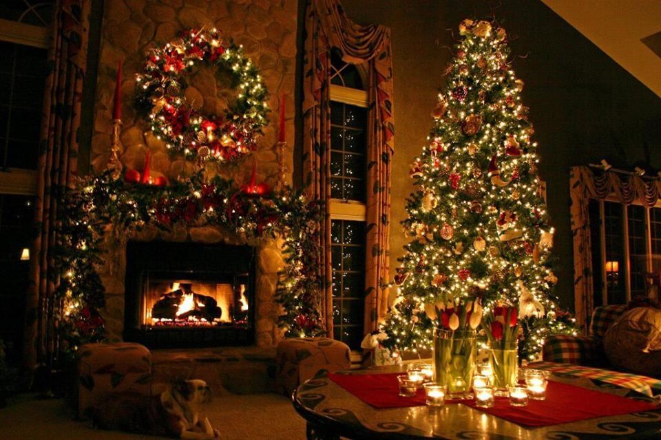 Trang hoàng nhà cửa cho ngày Giáng Sinh