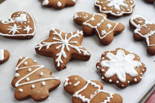 Tự tay làm bánh Giáng Sinh