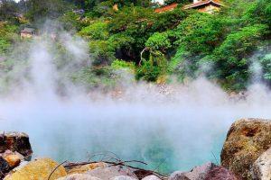 Kinh nghiệm tắm suối nước nóng ở Beitou khi đi tour Đài Loan