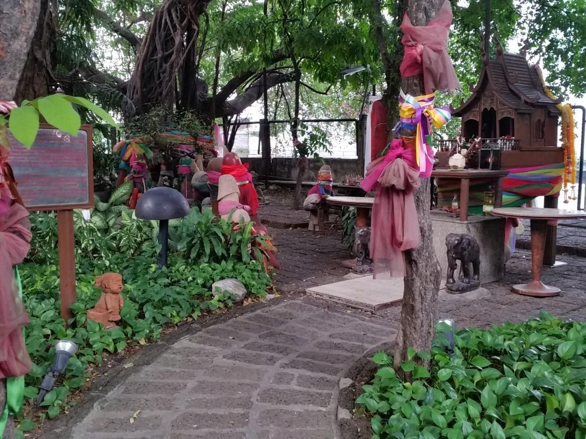 đền thờ dương vật Chao Mae Tuptim