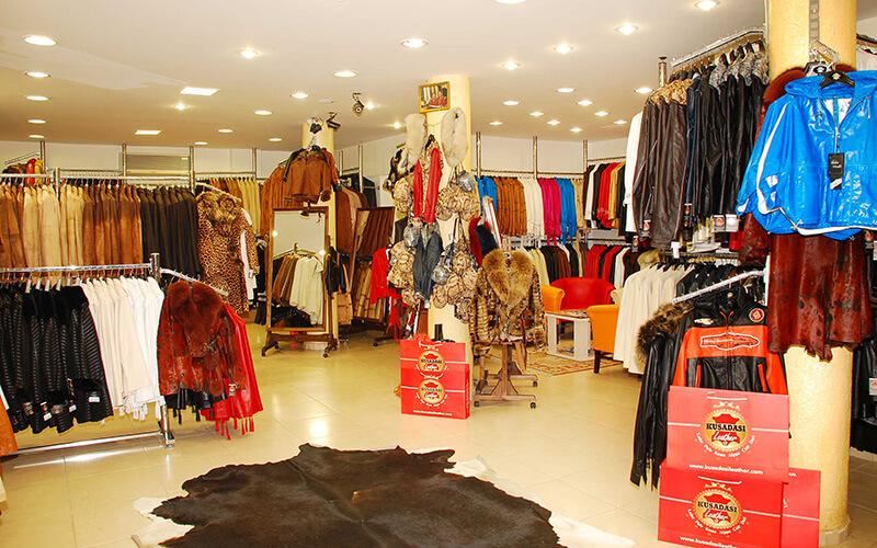 Cửa hàng đồ da Leather Factory Outlet, Thái Lan