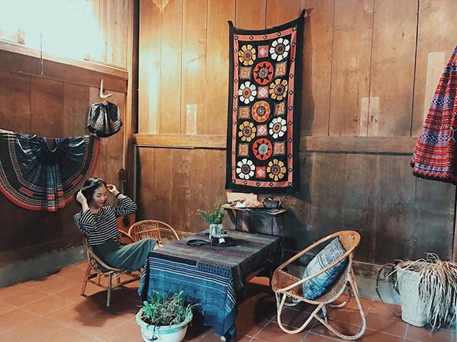 Phơri's House mang đến cho du khách cảm giác bình yên, thân thuộc như đang ở nhà của mình