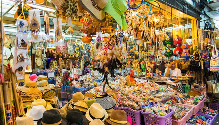 Chợ đêm Chatuchak