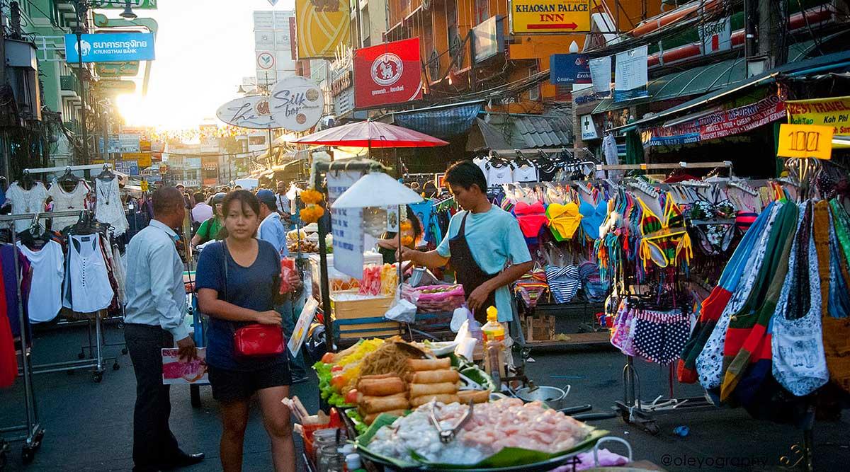 Chợ đêm Khaosan