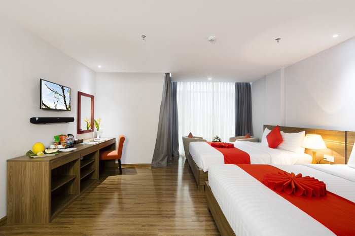 Review khách sạn tại Sapa