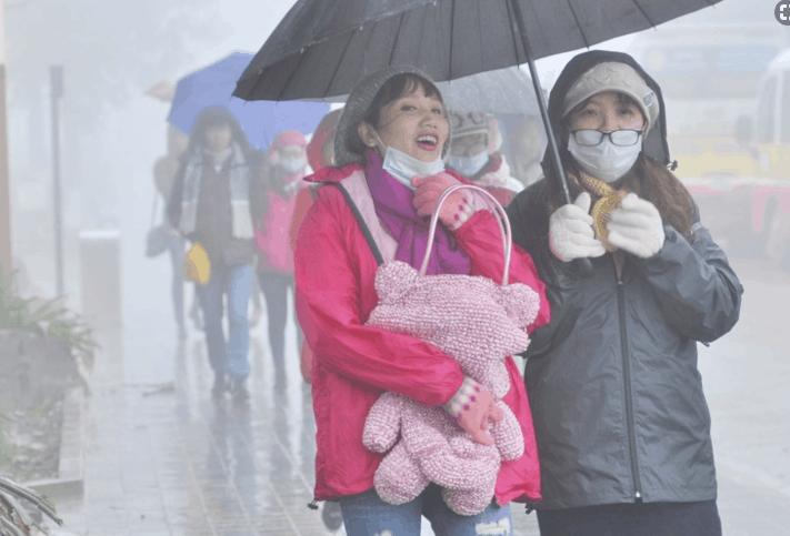 Mùa đông và mùa xuân ở Sapa