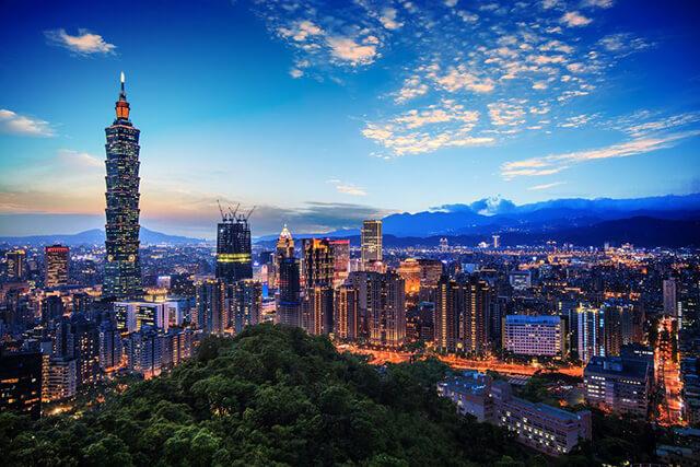 Đài Loan là điểm đến được nhiều du khách Việt Nam vô cùng yêu thích