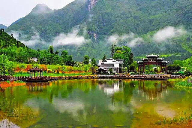 Thời tiết tại Quý Châu khá ôn hòa, nhiệt độ trung bình 10-20 độ C
