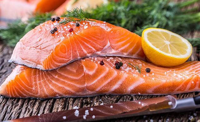 Du lịch Sapa tháng 9 đừng quên thưởng thức các món ăn từ cá hồi tươi ngon