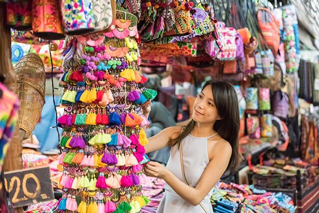 """Thái Lan được ví như """"Thiên đường mua sắm"""", du khách chuẩn bị kinh phí theo khả năng tài chính và nhu cầu shopping"""
