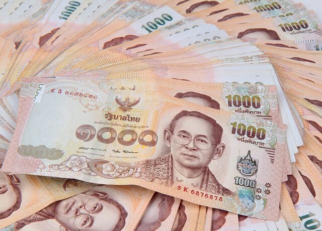 Quy định mới của Hải quan Thái Lan yêu cầu du khách phải xuất trình được tối thiếu 20.000 baht khoảng hơn 13 triệu VND
